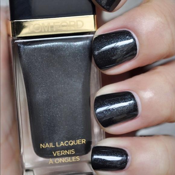 Tom Ford Makeup   Black Out Nail Polish   Poshmark